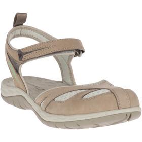 Merrell Siren Wrap Q2 Sandals Damen brindle